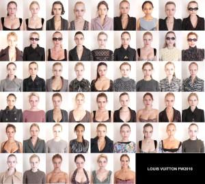 Modelos Sem Maquiagem